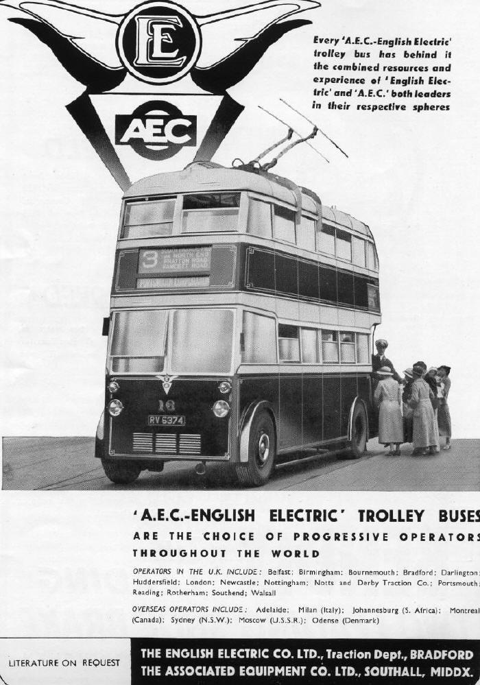 British bus adverts - Electrodomesticos retro ...